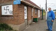 Oud stationsgebouw Aarsele weeral geviseerd door vandalen