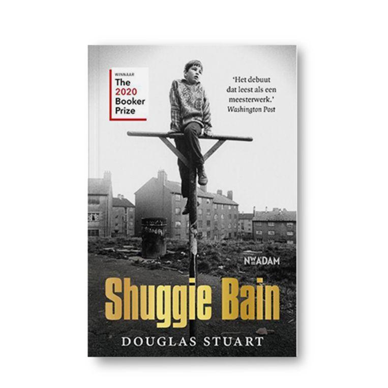 Shuggie Bain - Douglas Stuart Beeld Uitgeverij Nieuw Amsterdam