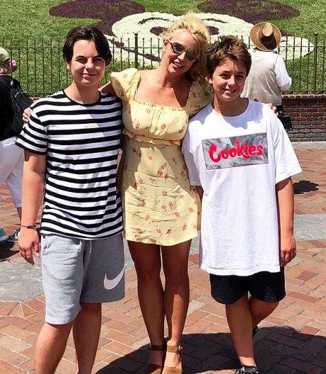 Vader Britney Spears aangeklaagd voor kindermishandeling