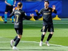Un doublé de Griezmann et le Barça renverse Villarreal