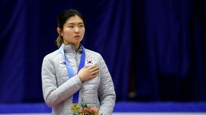 Rel in Zuid-Korea vlak voor Winterspelen: trainer slaat vrouwelijke vedette van shorttrackteam