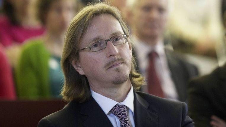 Peter De Caluwe. Beeld BELGA