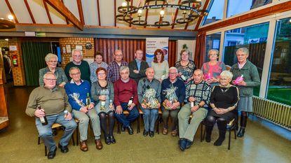 Vlaamse Actieve Senioren huldigen kampioenen