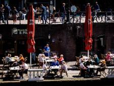 De Walrus in Leeuwarden heeft het beste terras van Friesland