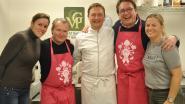Familie Devriendt bakt 2.000 kerstkoeken voor Think Pink