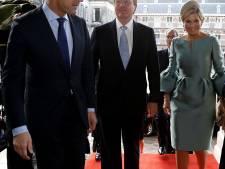 Koningspaar en Rutte naar Sotsji