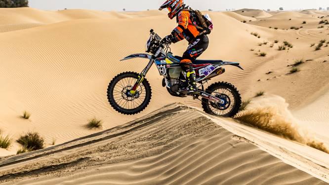 Bornse rallyrijdster Pol gaat vol gas voor topnotering in Baja World Cup
