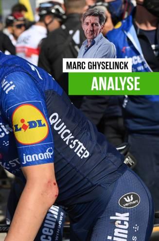 """Onze chef wielrennen ziet dat Evenepoels manco nogmaals wordt blootgelegd: """"Kan Remco een grote ronde winnen? Het antwoord vandaag is neen"""""""
