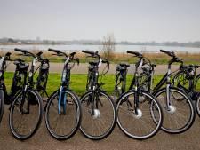 Curieuze diefstal in Rijssen; oplegger boordevol dure elektrische fietsen weg