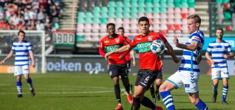 Niet alle duels in eerste divisie meer live op televisie; De Graafschap en NEC willen zelf zendtijd inkopen