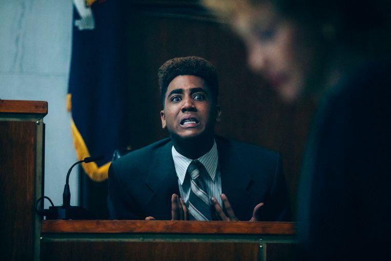 Still uit de Netflix-reeks 'When They See Us'. Beeld AP