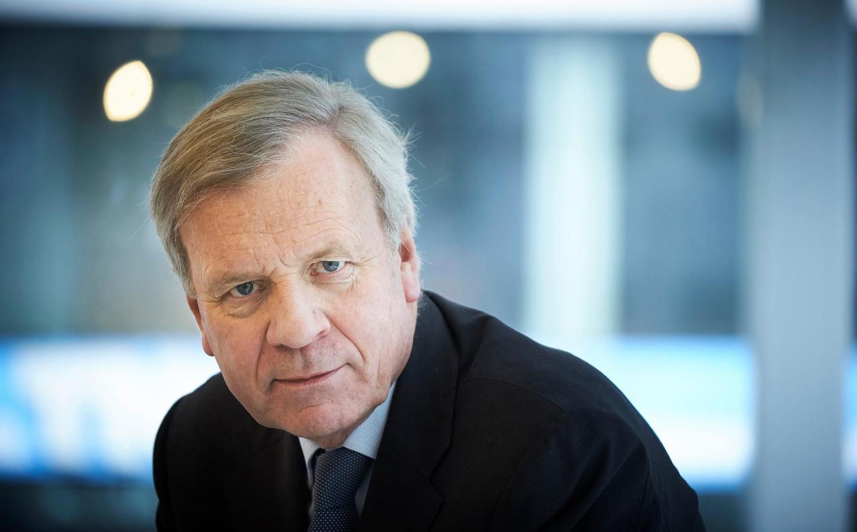 Jaap de Hoop Scheffer, sinds 2014 voorzitter van  de Adviesraad Internationale Vraagstukken