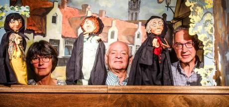"""Poppentheater maakt revival in Brugge: """"Van poppen accepteer je kritiek op de actualiteit beter"""""""