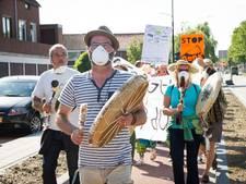 Politici bij Dordtse protestmars voor schoon water