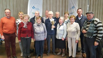 Landelijke Gilde wint trofeekaarting Seniorenraad