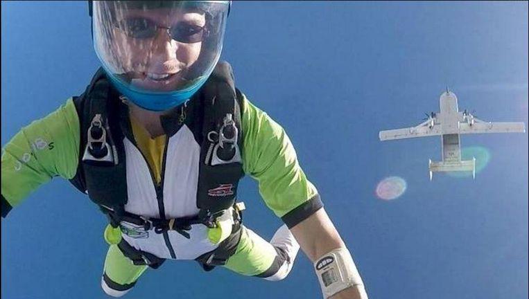 Vitantonio Capotorto besloot voor zijn laatste vlucht zijn parachute niet te gebruiken.