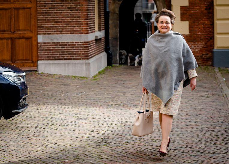 Staatssecretaris Alexandra van Huffelen. Beeld ANP