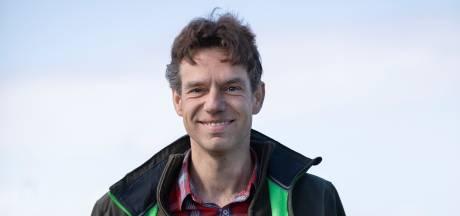 Imker Eric Mahieu: 'Bermen inzaaien met bloemen is niet goed voor de  bijtjes'