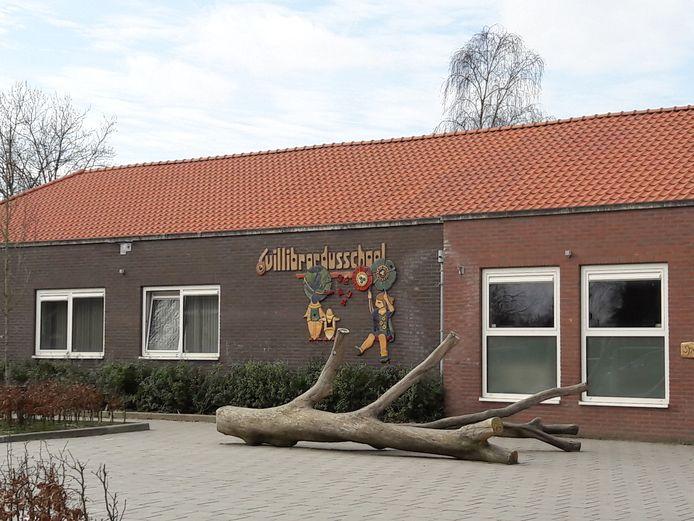 De Willibrordusschool in Diessen is een van de zes basisscholen in de gemeente die onder stichting De Oude Vrijheid vallen.