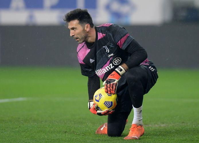 Gianluigi Buffon is bezig aan zijn laatste maand als speler van Juventus.
