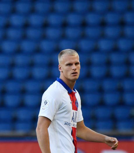 Mitchel Bakker verruilt Paris Saint-Germain voor Bayer Leverkusen