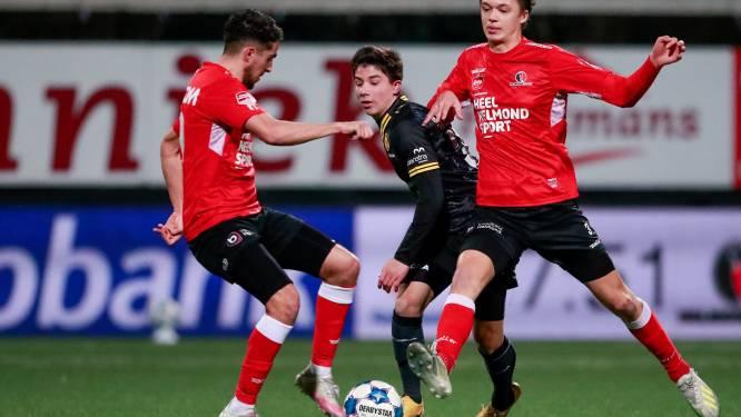 """Huurling Maxime De Bie viert terugkeer bij Helmond Sport en hoopt op toekomst bij KV Mechelen: """"Ik ben volwassener geworden"""""""