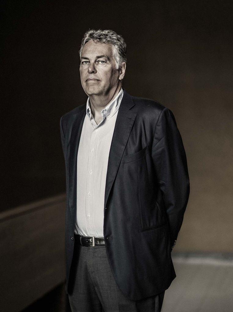 Bruno Luyten, eerste voorzitter van het Hof van Beroep in Antwerpen Beeld Karoly Effenberger