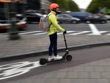 Berijders e-step op de bon in Hoogeveen: 'Je mag met elektrische steps niet op de openbare weg'