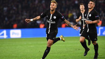 PSG draait Rode Ster met onder meer assist Meunier door de gehaktmolen, Neymar tekent voor hattrick