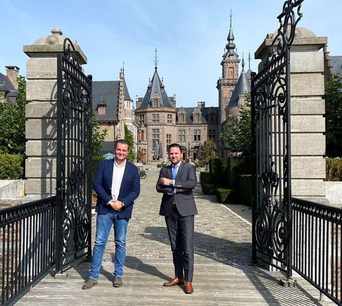 Koen Sleurs en Yannick Bouts, Kasteel van Ordingen