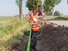 Ook dorpen rond Kampen krijgen glasvezel