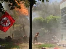 Tientallen doden na explosie bij Turkse grens met Syrië