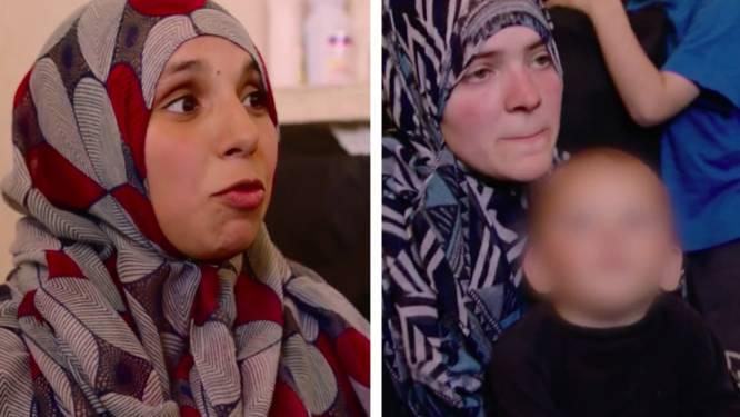 """Belgische IS-vrouwen willen terugkeren naar ons land: """"Al geven ze ons 20 jaar. We accepteren onze straf"""""""