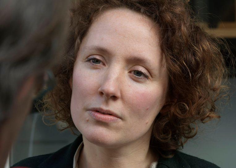 Elke Decruynaere Beeld Photo News