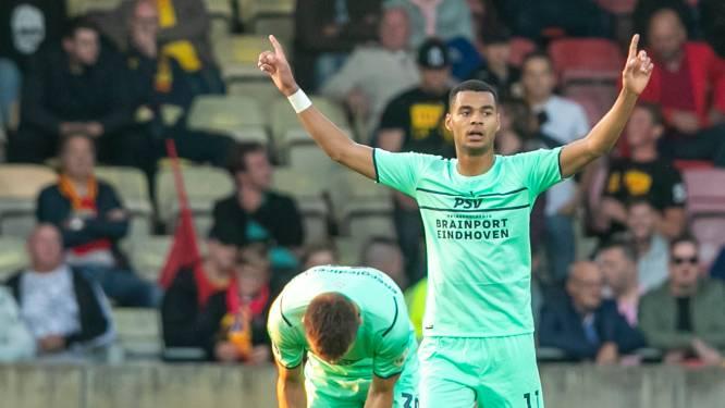 Gakpo alweer terug bij groepstraining PSV