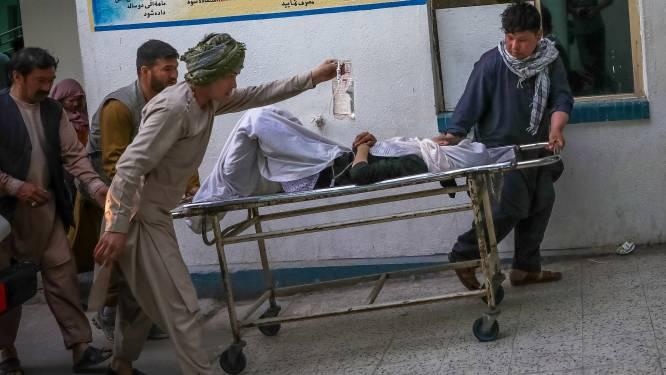 Tientallen doden na explosies bij middelbare school in Kaboel, merendeel jonge slachtoffers