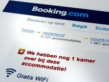 Reclame '1 kamer vrij' van Booking.com misleidend