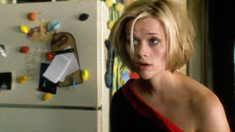 Reese Witherspoon in Sweet Home Alabama. Beeld