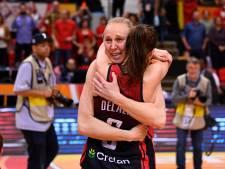 Ann Wauters quitte la Turquie et préparera les Jeux en Belgique
