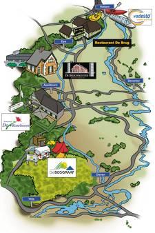 Waarom is er zo weinig vertier langs het Apeldoorns Kanaal?