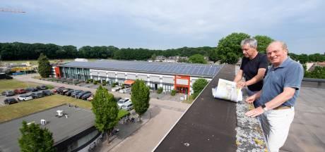 Op het industriële Volt-terrein in Oosterhout gaat met woningbouw het licht aan