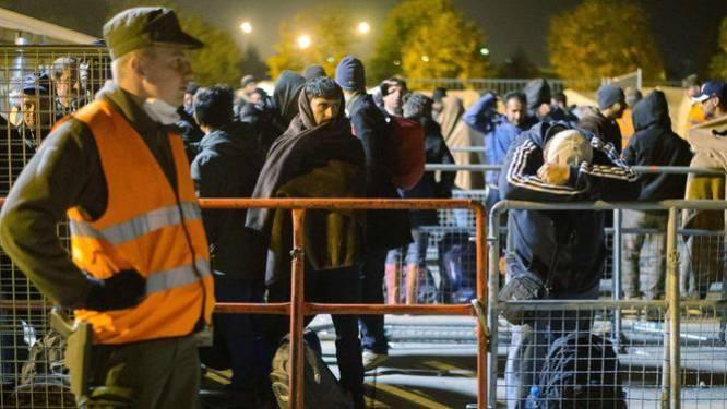 Duitse politiebond wil met muur vluchtelingen tegenhouden