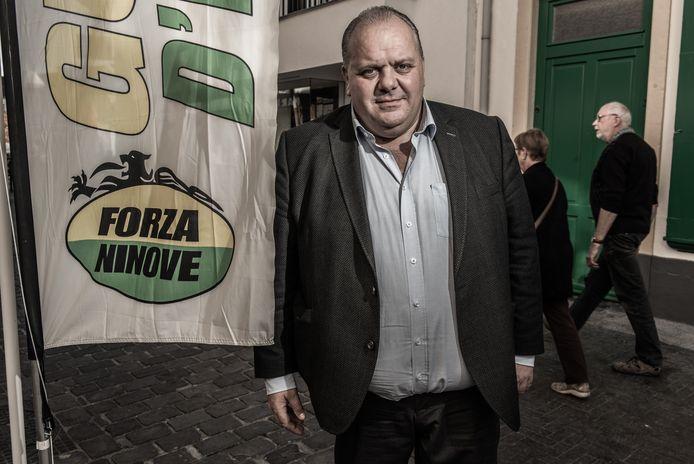 Forza Ninove-kopman Guy D'haeseleer.