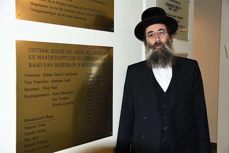 Aron Berger Beeld Joods Actueel