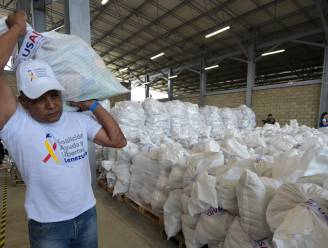 Venezolaanse interim-president Guaidó: hulp gaat 23 februari Venezuela binnen