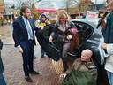 Vlak na het bezoek van minister Cora van Nieuwenhuizen in Bodegraven om te praten over overlast van Schiphol wist Vinkevener Cor Mastwijk heeft zich aan dienstauto vast te ketenen en haar een tijdje vast te houden in Bodegraven. De actie bleef zonder gevolgen, behalve dat de minister later dan gepland kon vertrekken.