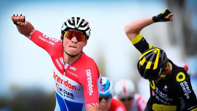 Van Avermaet: Van der Poel voor de Ronde van Vlaanderen geen topfavoriet
