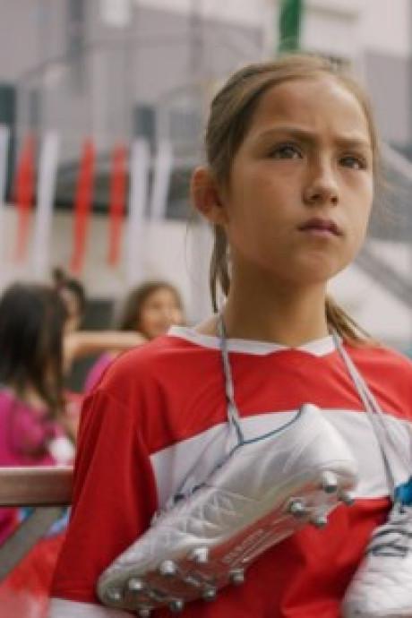 Noord-Limburgse Liz (9) speelt hoofdrol in tv-voetbalsprookje