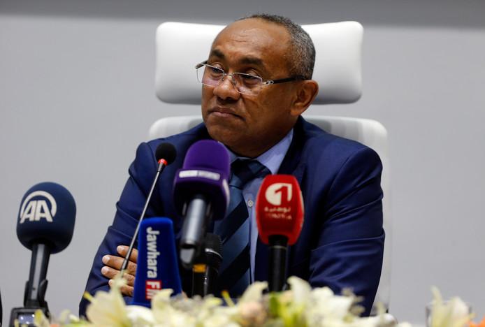 CAF-baas Ahmad Ahmed.