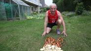 """Atleet Jean-Pierre Van Impe (82) kampioen in de meerkamp: """"Koffie en bokes met choco hebben geholpen"""""""